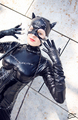 Catwoman Cosplay - batman fan art