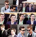 Chill (Chris + Will) <3 - chris-colfer photo