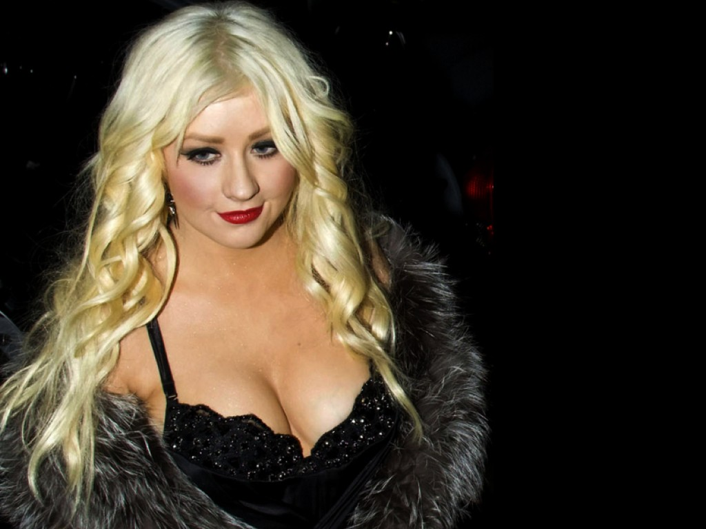 Download this Christina Aguilera Wallpaper picture