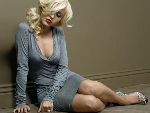 Christina Aguilera fondo de pantalla