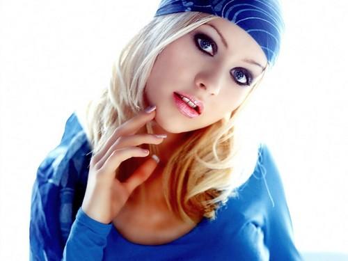 Christina Aguilera Hintergrund