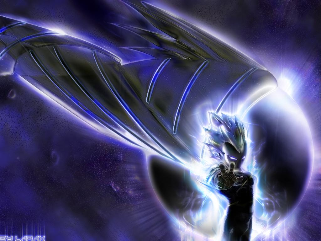 Cyber Angel Vegeta