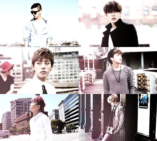 Daehyun ~ COFFEE duka MV