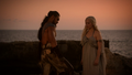 Daenerys Targaryen - 1x01 - Winter is Coming - daenerys-targaryen photo