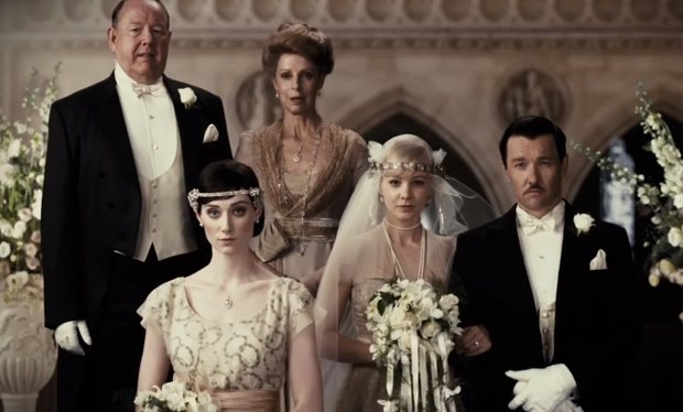 """the great gasby and the american Baz luhrmann's """"the great gatsby"""" is lurid, shallow, glamorous, trashy, tasteless, seductive, sentimental, aloof, and artificial it's an excellent adaptation, in other words, of f scott fitzgerald's melodramatic american classic."""