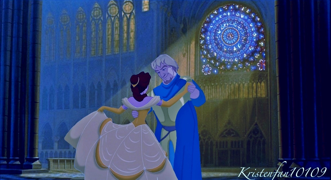 Dancing in Notre Dame