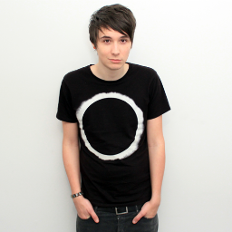 danisnotonfire wallpaper with a jersey titled Danisnotonfire