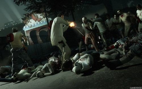 left 4 dead 2 wallpaper containing a street titled Dark Carnival