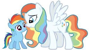 Dash and her mom
