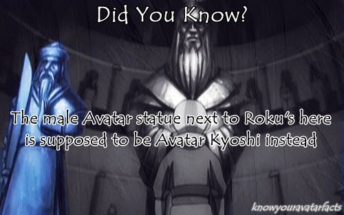 Avatar: The Last Airbender wallpaper titled Did You Know?