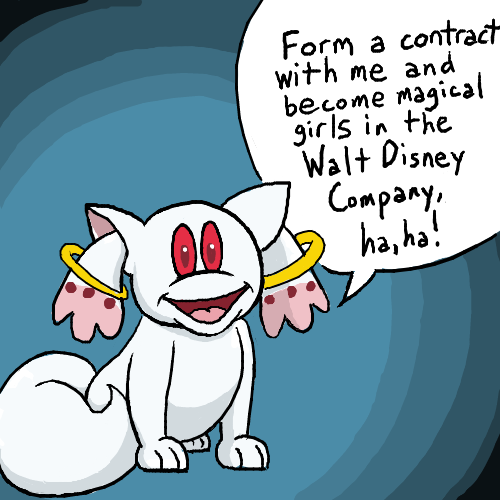 Disney Kyubey