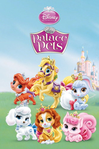 ডিজনি Princess Palace Pets
