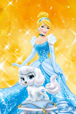 ディズニー Princess Palace Pets