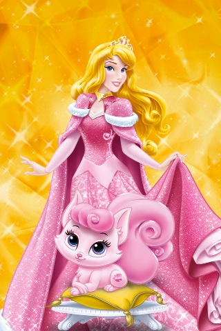 Disney Princess wallpaper titled Disney Princess Palace Pets