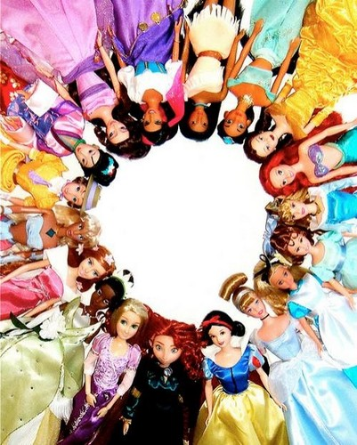Disney Princess and Heroines doll