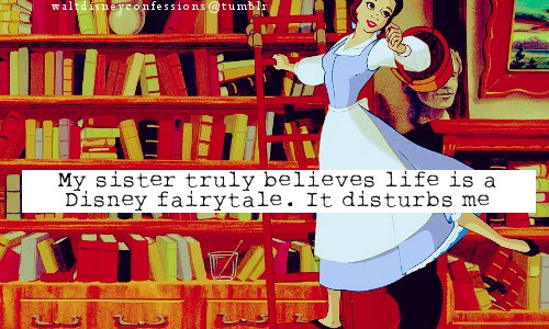 disney fairy talesand reality