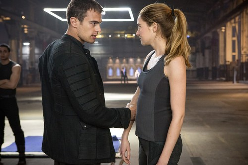 Divergent Movie Stills {+ Bangtan Boys Photo} - HQ/Untagged