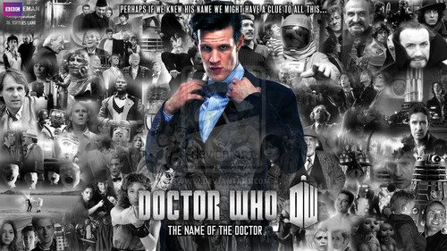 Doctor Who: 50 Years