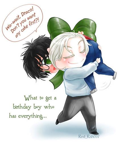 Draco's gift
