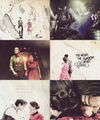 Eleven and Clara Fanart :) - the-eleventh-doctor fan art