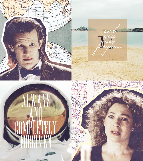 Eleven and River Fanart