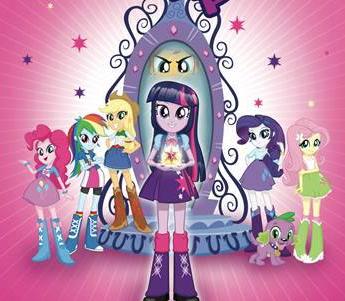 Equestria girls!