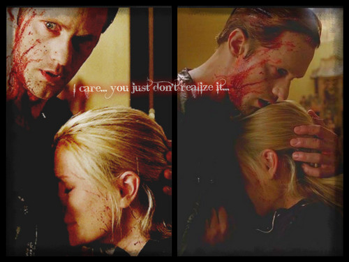 "Eric & Sookie ""I Care"""
