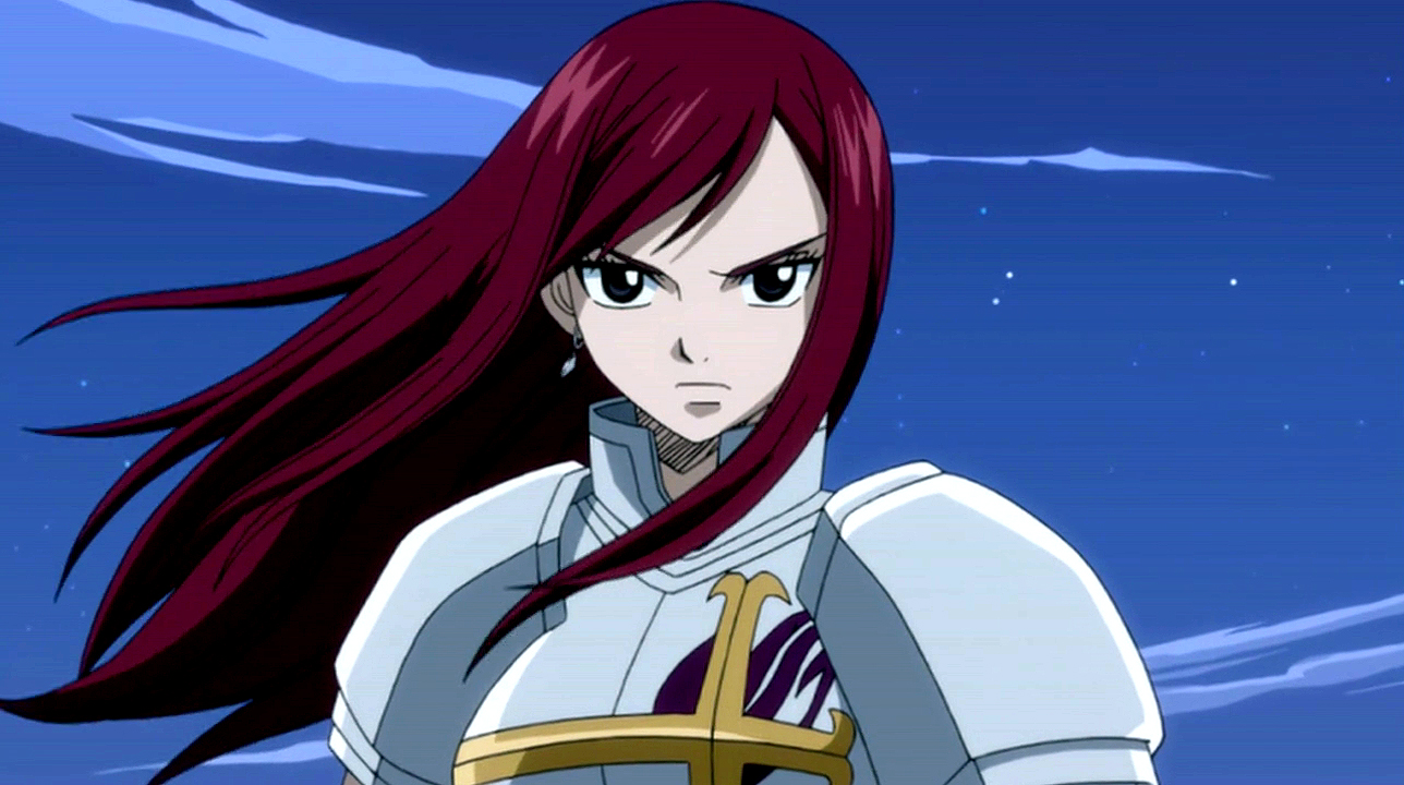 Fairy Tail images Erza Scarlet HD wallpaper and background ...