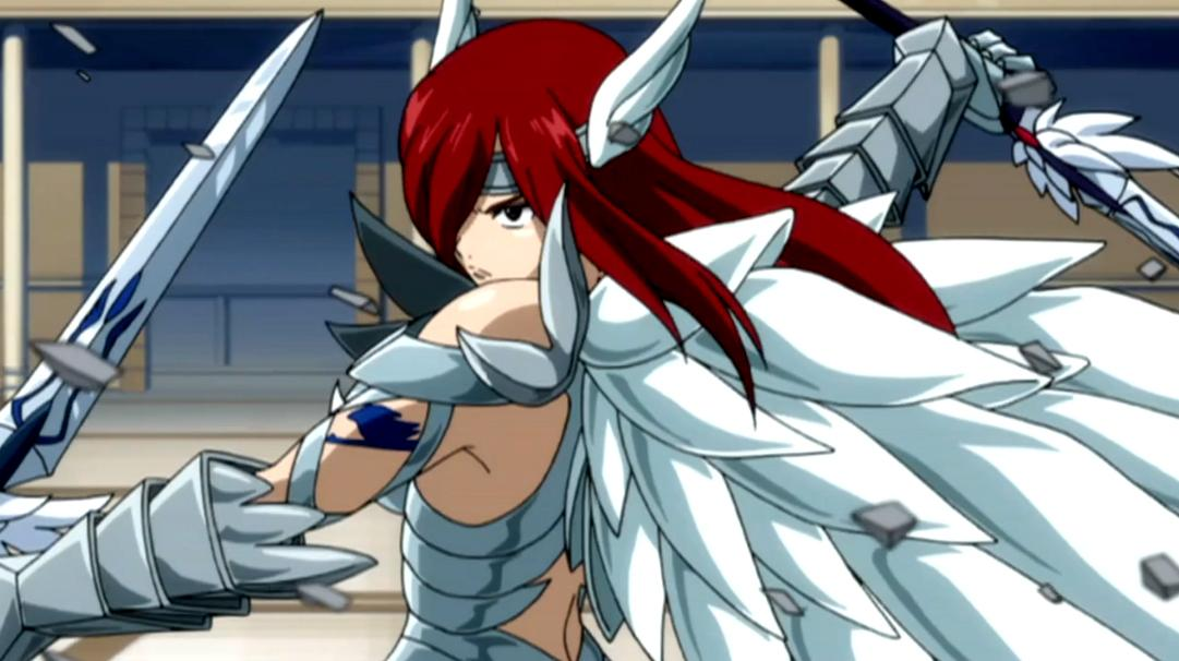 Fairy Tail Images Erza Scarlet Hd Wallpaper And Background Photos