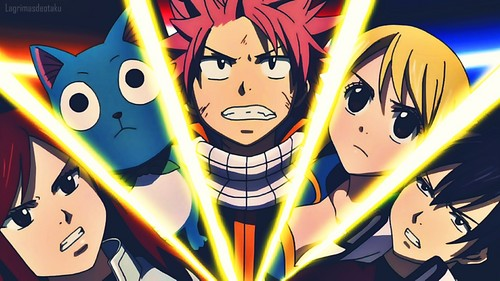 Fairy Tail!!!!!
