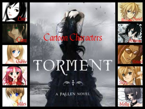 Fallen Cartoon Characters (Torment)