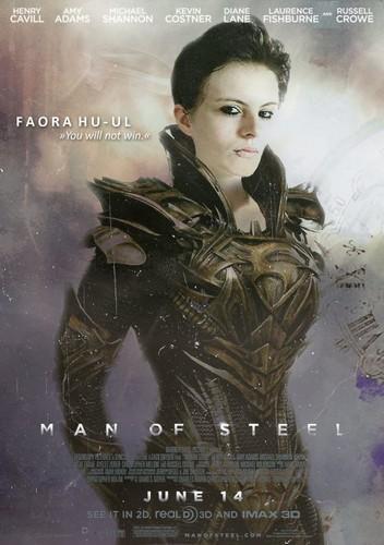 Faora Hu-Ul