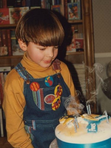Fetus Lou :)