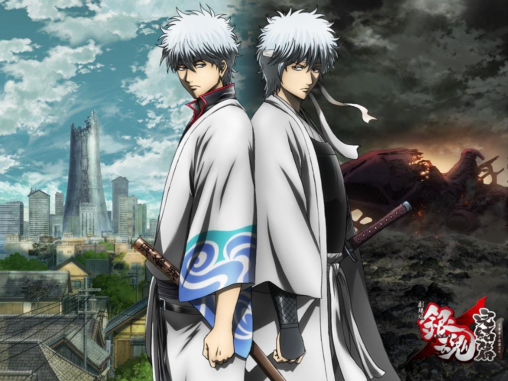 Gintama Gintoki Best Hd Anime Wallpaper | Metro WallpapersGintama Gintoki Past Wallpaper