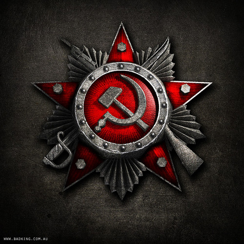 For Glorious Soviet Empire!
