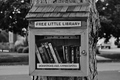 Free Library  - reading photo