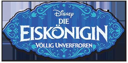 《冰雪奇缘》 Official Logos