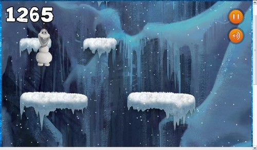 Frozen images Frozen - Olaf's Freeze Fall HD wallpaper and background photos