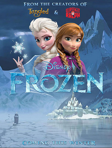 Frozen Poster (Fan made)