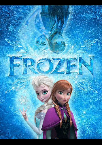 Frozen - Uma Aventura Congelante Poster (Fan made)