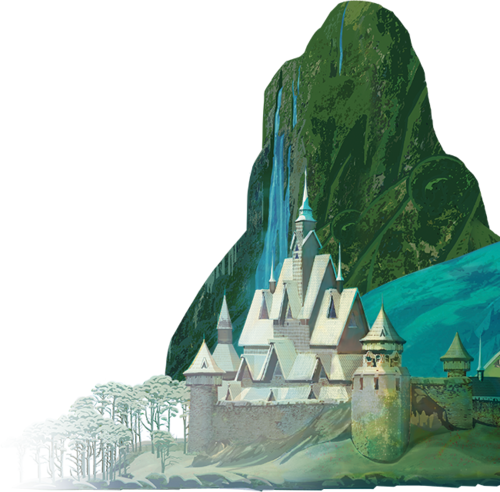frozen castillo