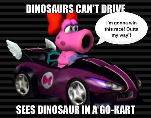 Funny Mario Kart Meme