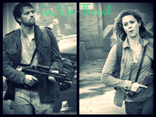 Future! Castiel & Jo