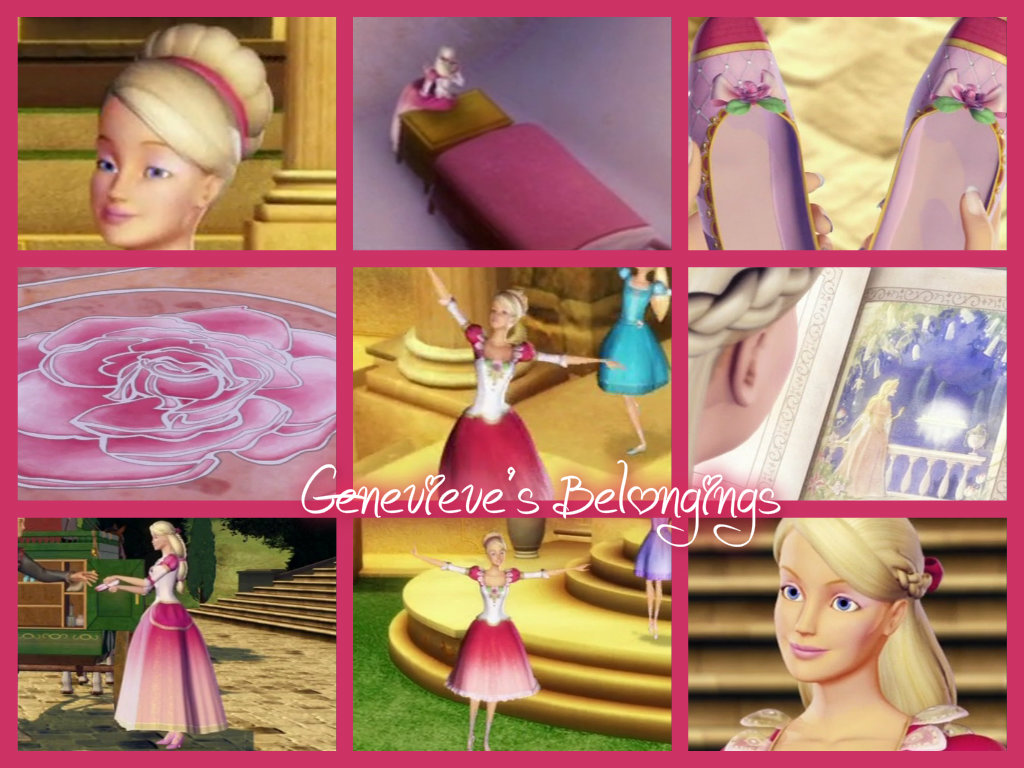 Genevieve's Belongings