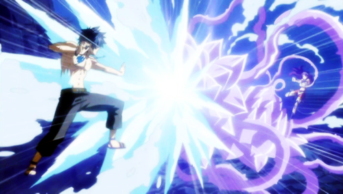 Gray vs. Ultear