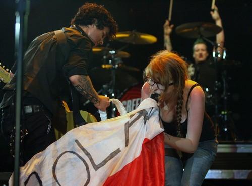 Green Day Live at Atlas Arena, Lodz, Poland