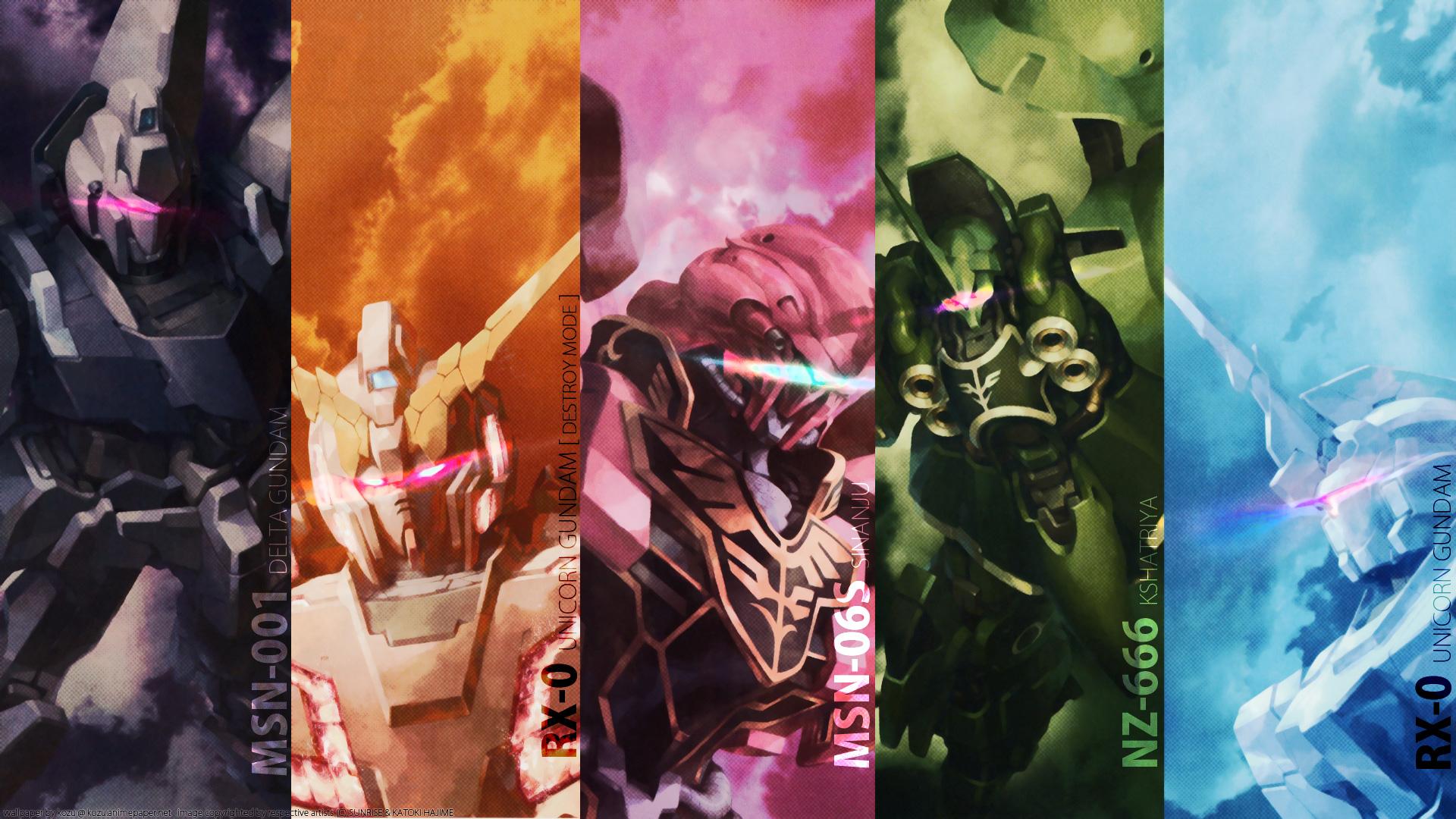 Gundam all of my foto