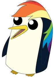 Gunter in wig au hair?