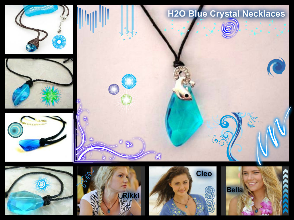H2o season 3 necklaces h2o just add water fan art for H2o season 2