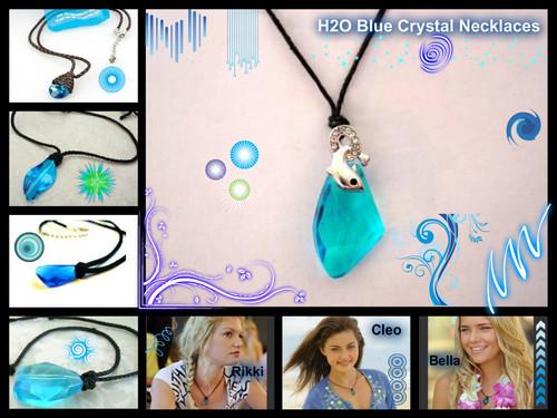 H2O Season 3 Necklaces